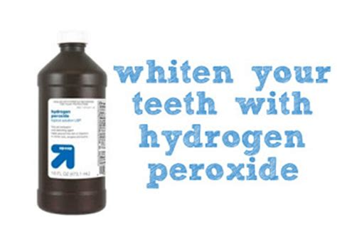 whiten teeth with peroxide wipes picture 1