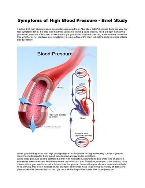 Symptoms of blood pressure picture 5