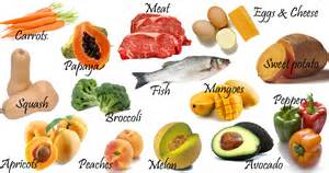 what foods and vitamins help improve a damaged picture 6