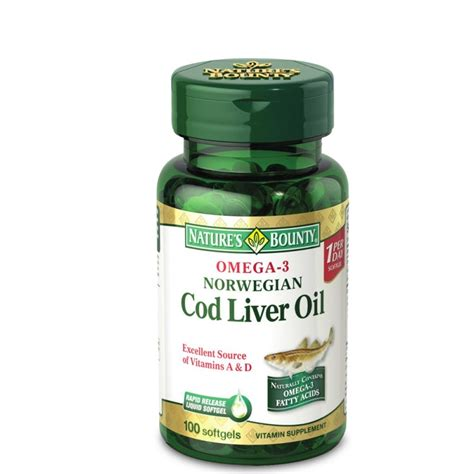 what is cod liver oil used for picture 9