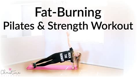 accelarated fat burning pilates picture 5
