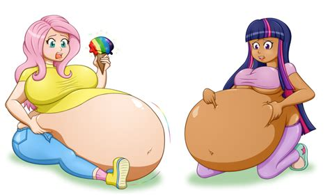 fluttershy breast expansion picture 13