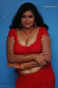 hot south indian aunties showing navel and cleavage picture 7