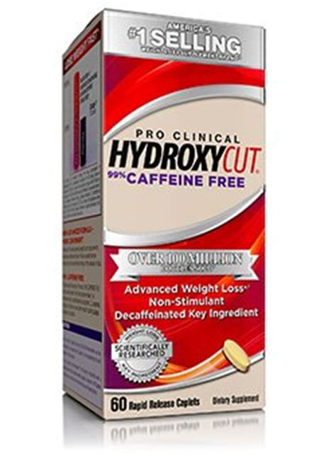 hydroxycut caffeine free weight loss formula picture 4