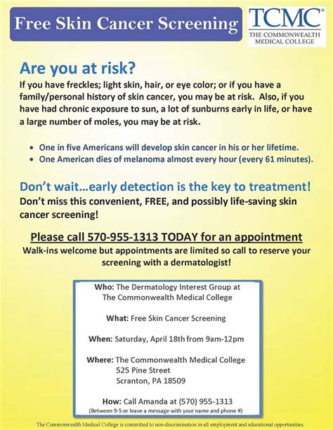 free skin cancer checks for illinois picture 7