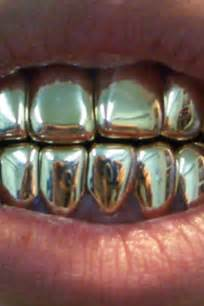 gold grill teeth picture 3