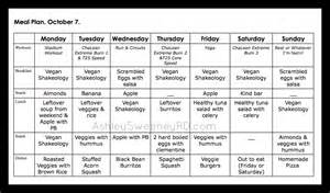 a free sample diet plan picture 6