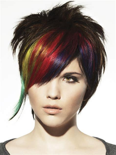 punk rock hair cuts picture 11