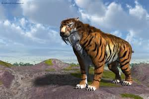 saber tooth tiger picture 5