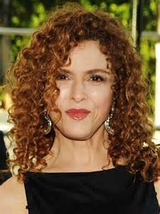 curly hair celebrities picture 2