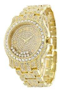iced out gold h picture 18