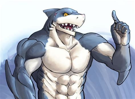 furry muscle picture 11