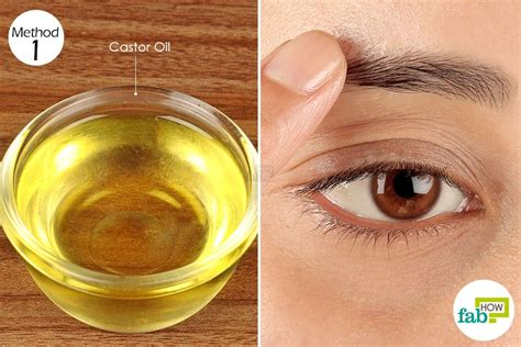 application of castor oil for peroneus picture 2
