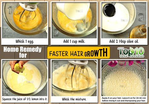 home remedy for hair growth picture 1