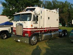 large sleeper trucks picture 10