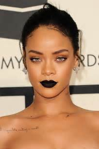 black face look lips hair picture 10