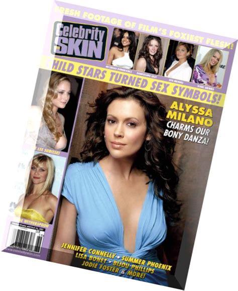 celebrity skin magazine picture 18