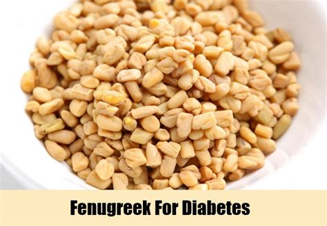 fenugreek diabetes picture 1