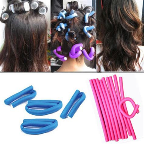 Heated bendy rollers for thick hair picture 8