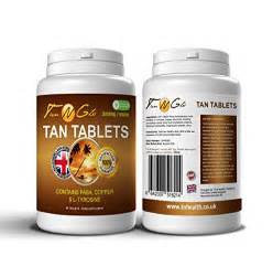 pill for tanning skin picture 2