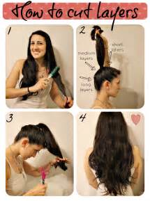 how to layer the sides of your hair picture 1