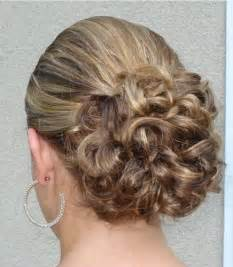 bridesmaid hair updos picture 6