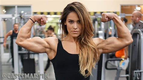 female muscle model clips picture 7