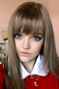 althea brown hair picture 13