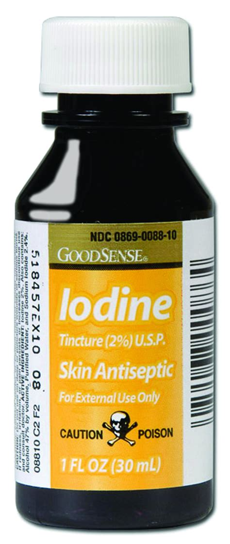 is the iodine mixed with oil really a picture 3