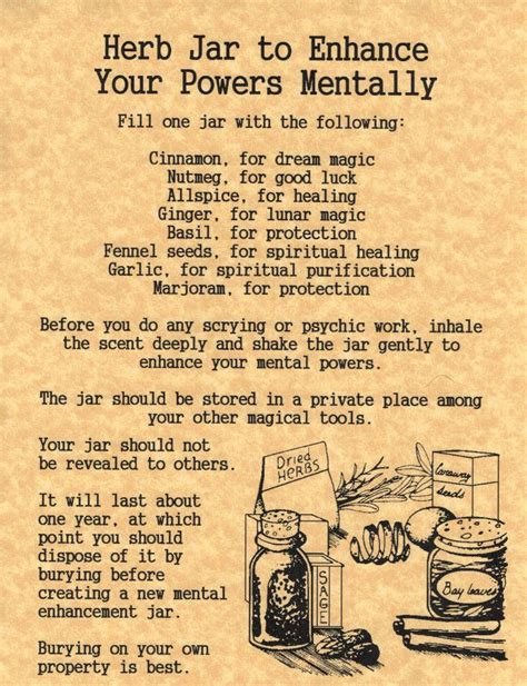 wiccan herbal spells picture 5