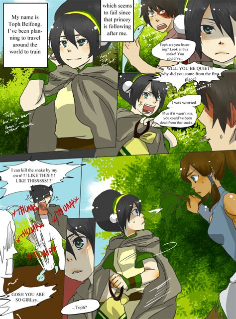 katara and toph age progression and breast expansion picture 9