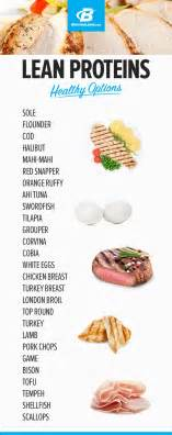 add muscle weight with lean meats picture 13