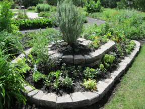 herbal garden design picture 5