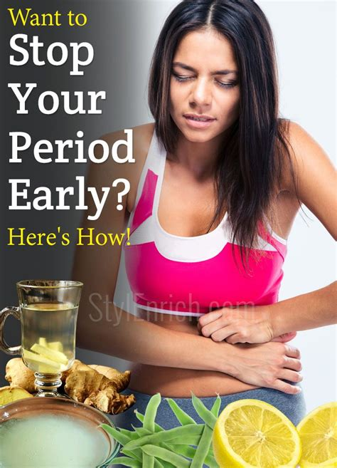 all natural herb to stop period picture 10