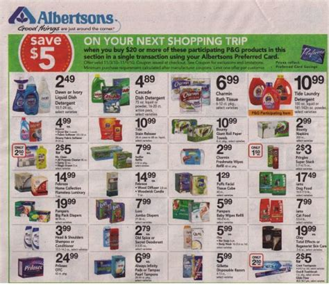 save on albertsons pharmacy coupon picture 3