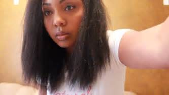 black peoples hair straightened picture 7