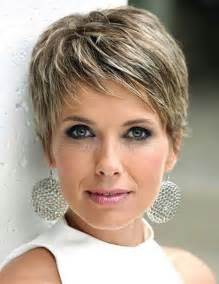 Female short hair picture 2