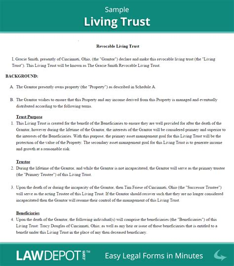 joint tenancy in living trusts picture 1