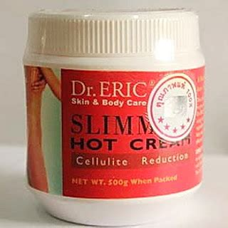 slimming hot cream dr. eric picture 3