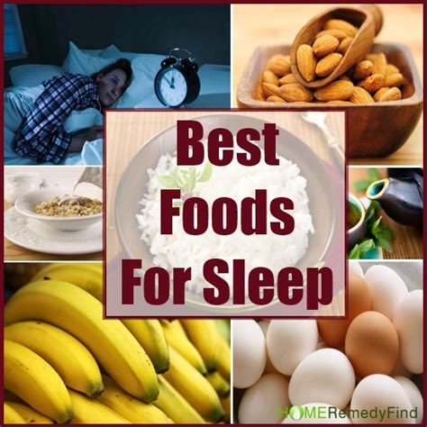 foods for sleep picture 5