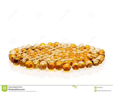 yellow cod liver oil pills picture 2