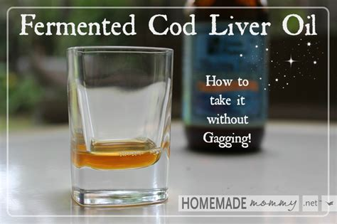 is it ok to take cod liver oil picture 1