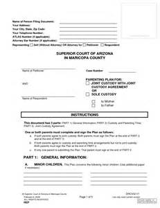 joint custody agreement picture 17
