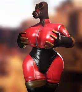 tf2 female pyro breast expansion picture 2