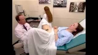 female doctor exam real picture 14