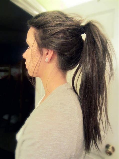 pony hair picture 1