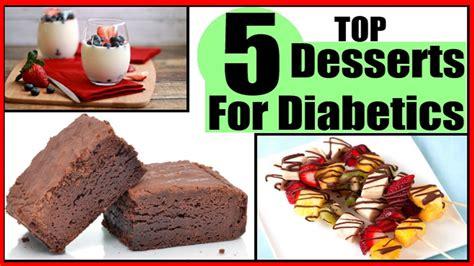 dessert recipes for diabetics picture 2
