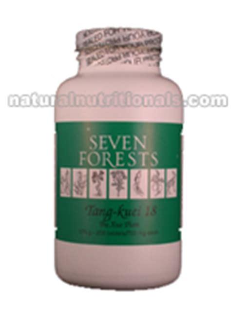 seven forests salvia/ligustrum tablets picture 3