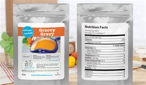 custom label for health products picture 6
