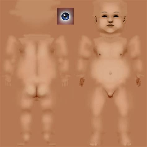 sims2 muscle skin picture 2